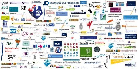 logo's rijksoverheid