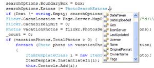 Flickr API
