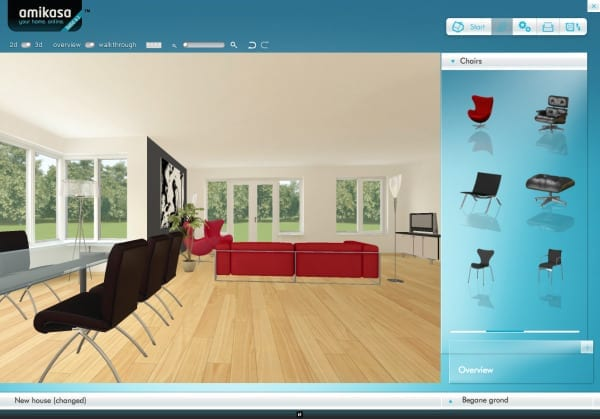 Amikasa richt je woning 3d in frankwatching reports for 3d inrichten