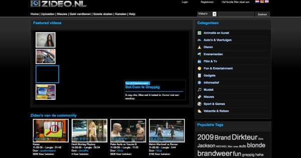 screen zideo