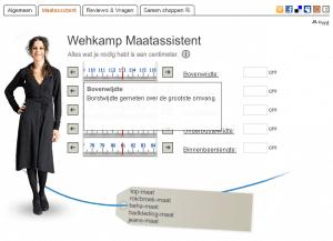 wehkamp-maatadvies
