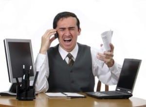 angry users