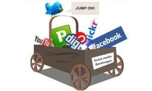 social-media bandwagon