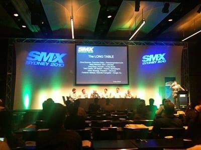SMX Sydney Panel