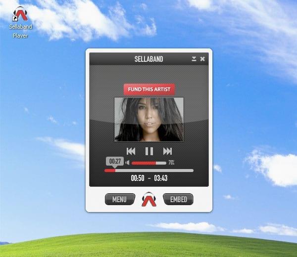 sellaband-widget