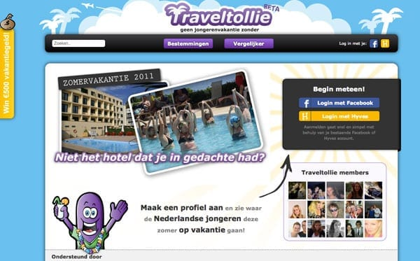 Traveltollie_Screen_home