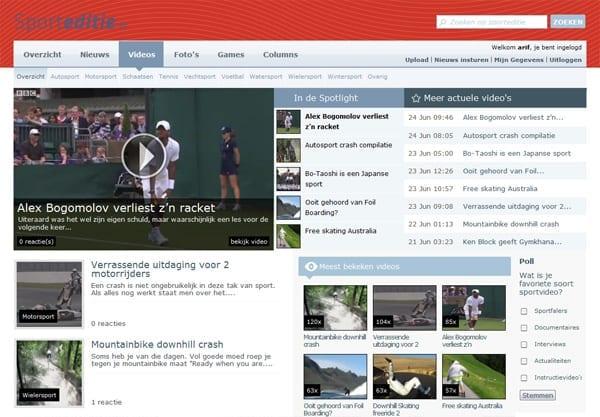 screen2 sporteditie