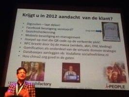 Erik Jan Koedijk - Trendsfactory 2012 - foto: Gitta Bartling