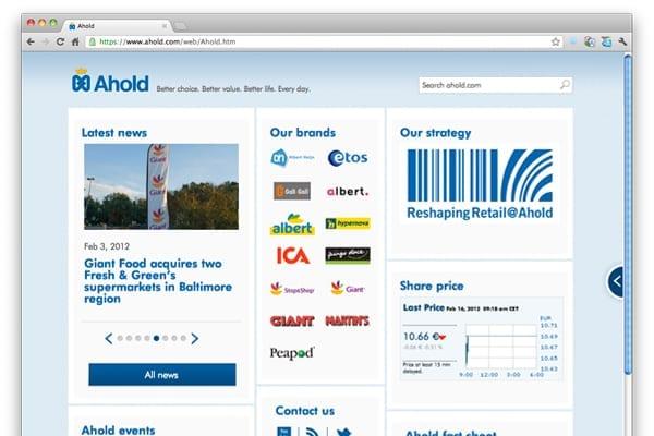 Ahold.com