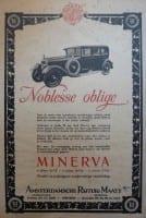Minerva-reclame
