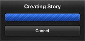 Creating Story