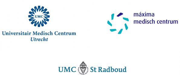 Logo's top-3 ziekenhuizen