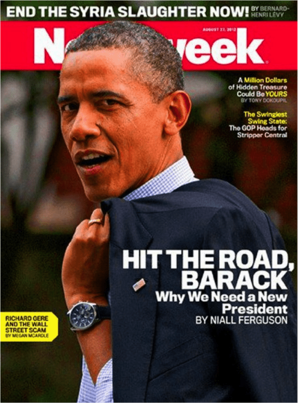 Newsweek 22 aug 2012
