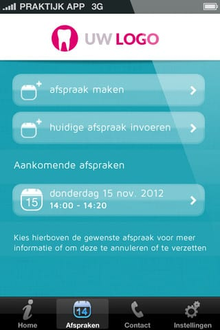 Mijn Tandarts app