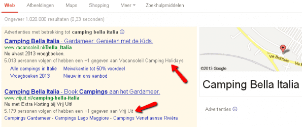 BellaItalia_AdWords