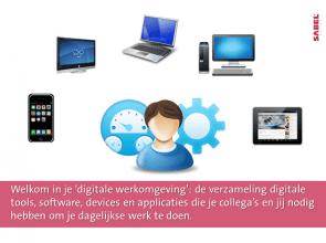Digitale werkomgeving - definitie
