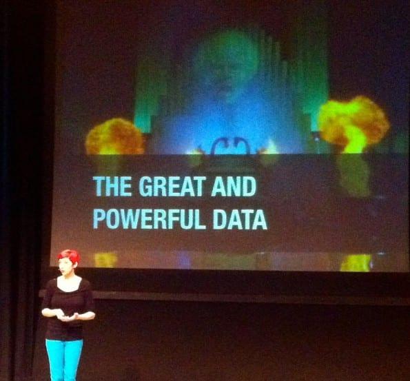 Confab Londen 2013: Contentstrateeg Erin KIssane over de kracht van data