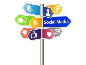 social media wegwijzer