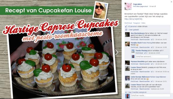 cupcakes recept fan