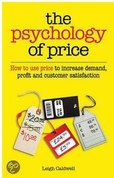 afbeelding psychology of price