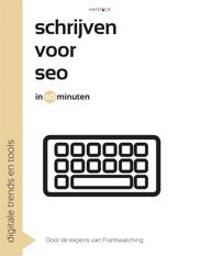 Boek cover Schrijven voor SEO