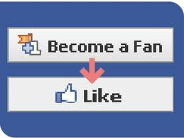 Become a fan button