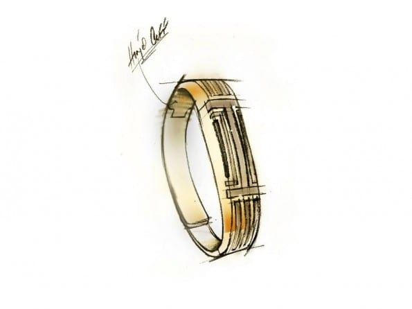 Fitbit gaat samenwerken met Tori Burch. http://blog.fitbit.com/announcing-the-tory-burch-for-fitbit-accessory-collection/