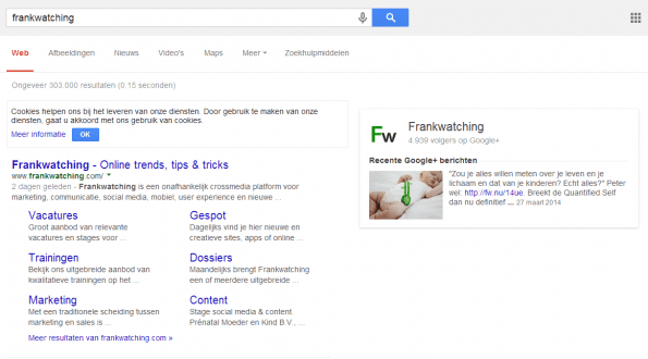 frankwatching knowledge graph