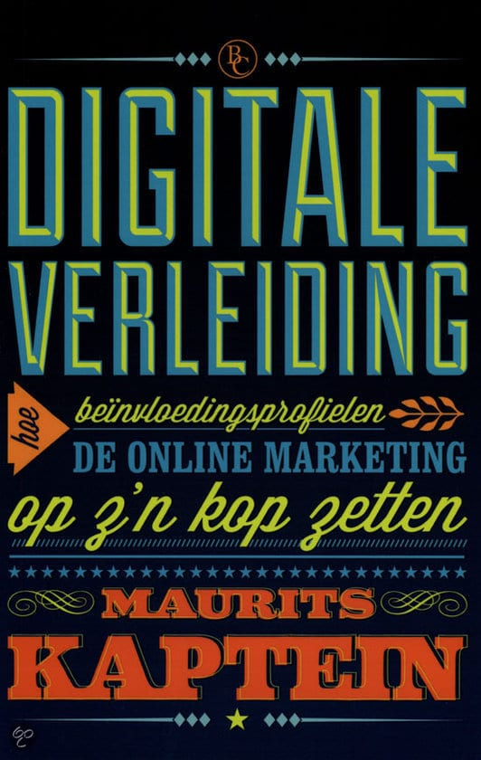 boek digitale verleiding