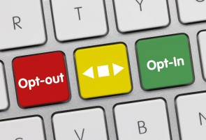 Opt-In & Opt-out tastatur