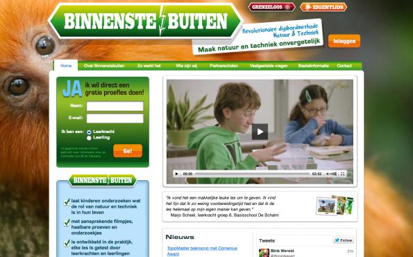 Binnenstebuiten, een voorbeeld van cocreatie (www.binnenstebuiten.nl)