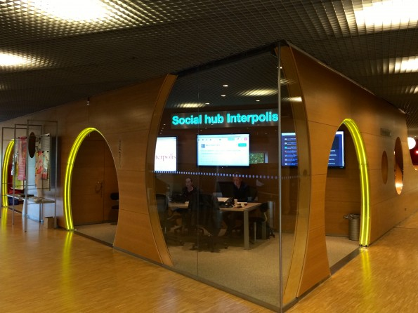 Social hub Interpolis