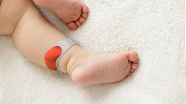 Sproutling geeft realtime inzicht over je baby, waar je ook bent