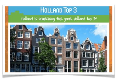 Holland Top 3