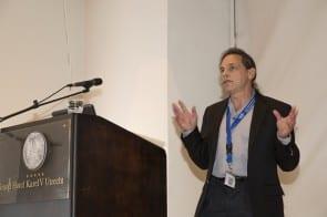 Phil Kemeler tijdens het HartmanEVENT 2014