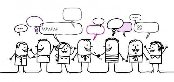 people & social network