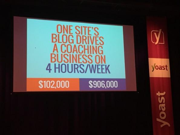 Offline revenue
