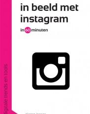 Boek cover In beeld met instagram