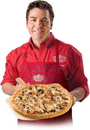 De Amerikaanse pizzaboer Papa John was indirect verantwoordelijk voor de eerste botcointransactie, op 22 mei 2010. Die dag wordt gevierd als Bitcoin Pizza Day.