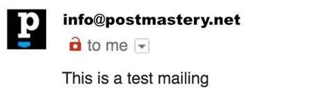 Gmail slotje