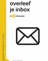 Boek cover Overleef je inbox