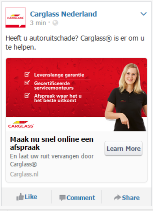 Carglass A. Facebook_USP