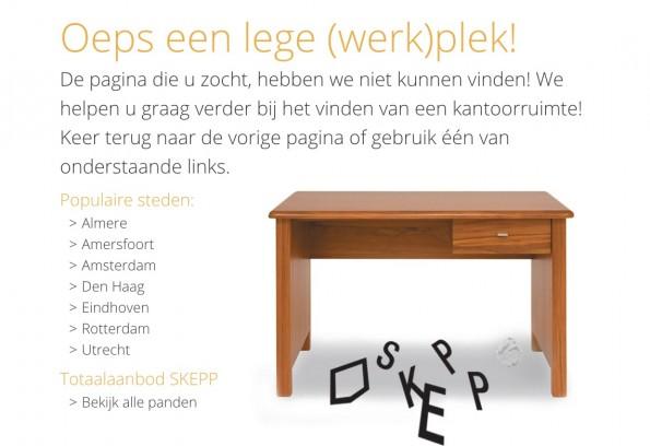 404-pagina van Skepp