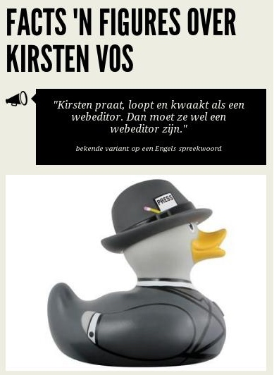 Duck quote