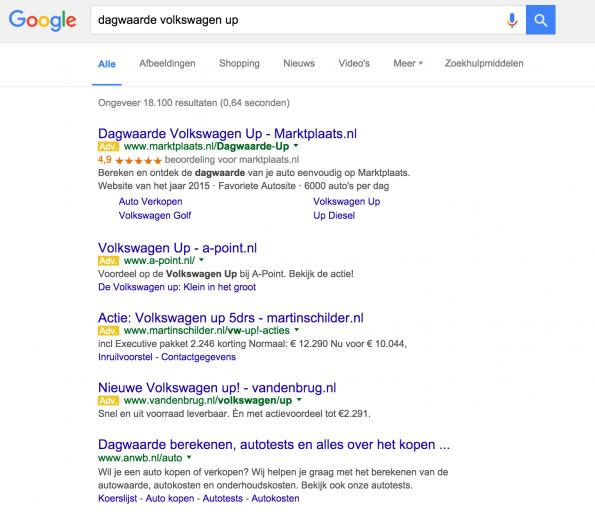 Zoekopdracht_Google_SERP