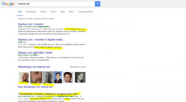 Google meting