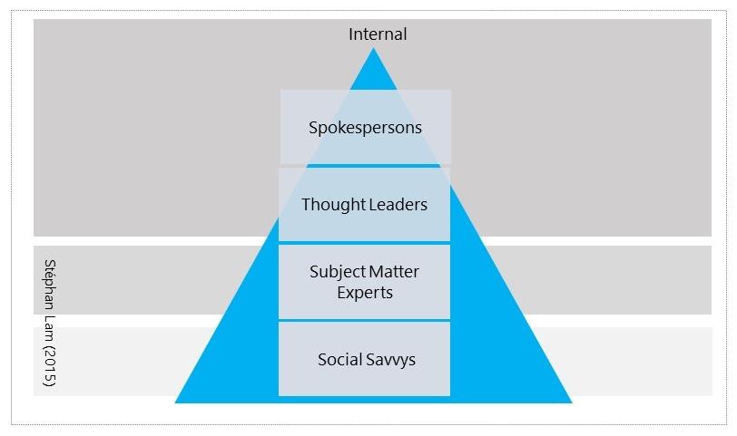 Influencer Model - Internal Influencers - Stéphan Lam (2015)
