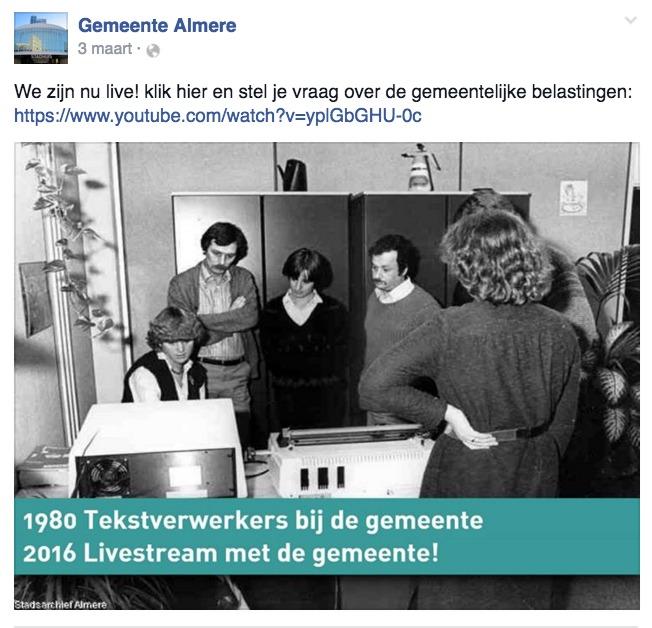 Livestream-almere-facebook-belastingen