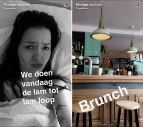 MoniquevanLoon_Snapchat