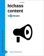 Boek cover Kickass content